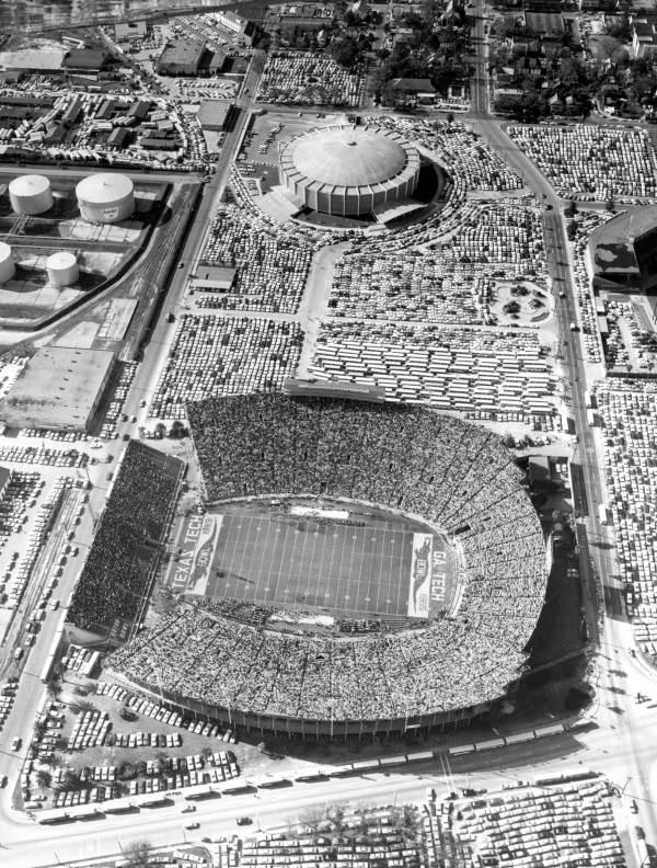 old Gator Bowl stadium
