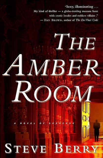 Review This!: Steve Berry's The Amber Room Book Review