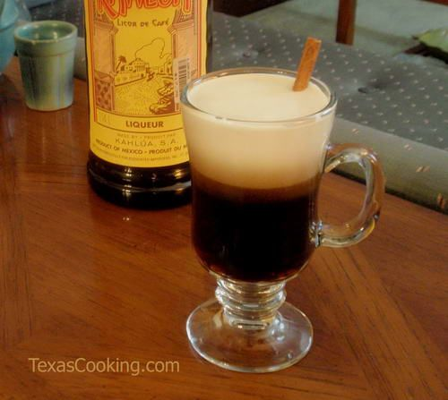 Mexican Coffee Recipe, Coffee