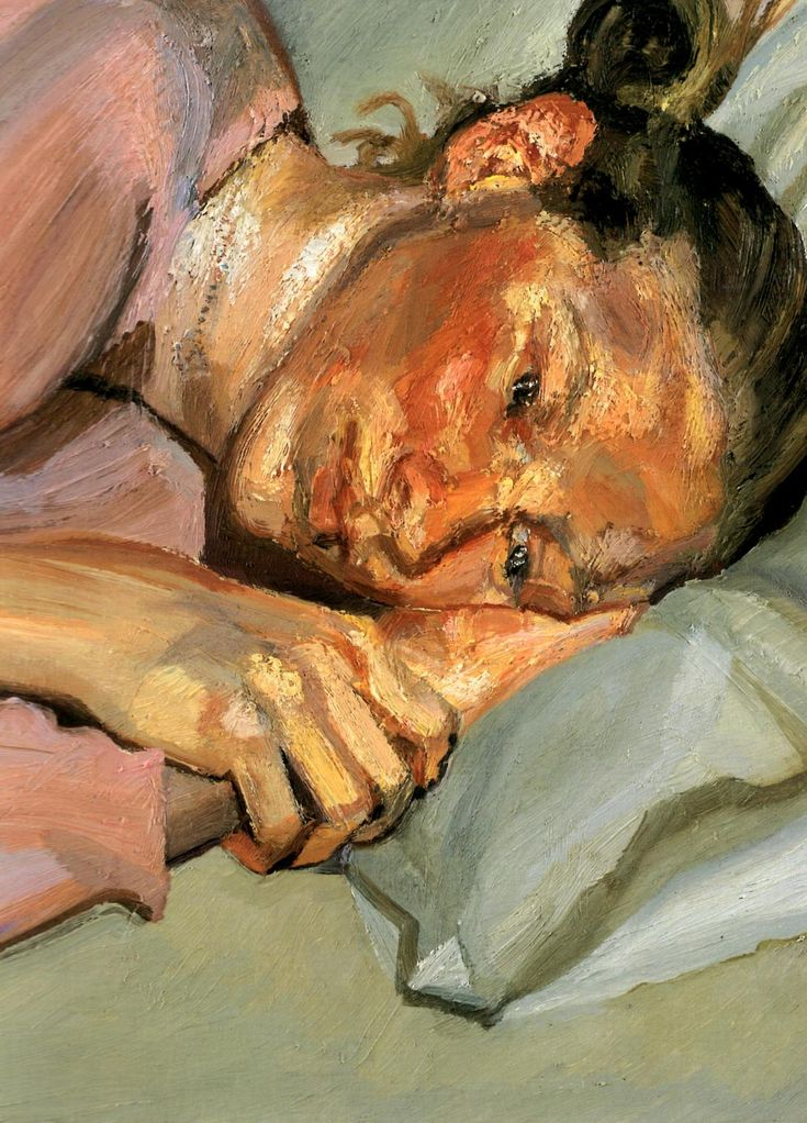 Frances Costelloe, 2003 Lucian Freud