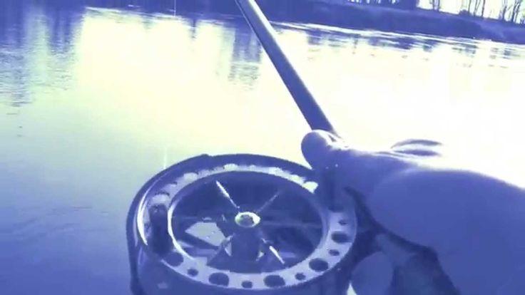 Wypuszczanka na rzece Warcie - Matt Hayes Limited Edition Centre Pin Fis...