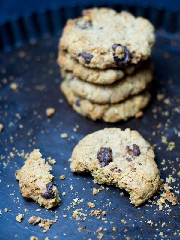 vegan Sam Winchester peanut butter cookies (Supernatural) // Sam Winchesters Erdnussbutterkekse (vegan, aus Supernatural)