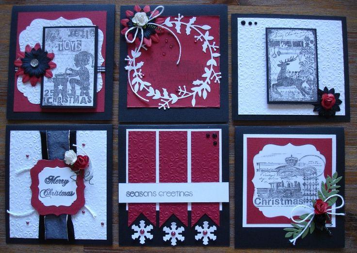 Christmas Card Kits from www.wholelottahappy.com.au