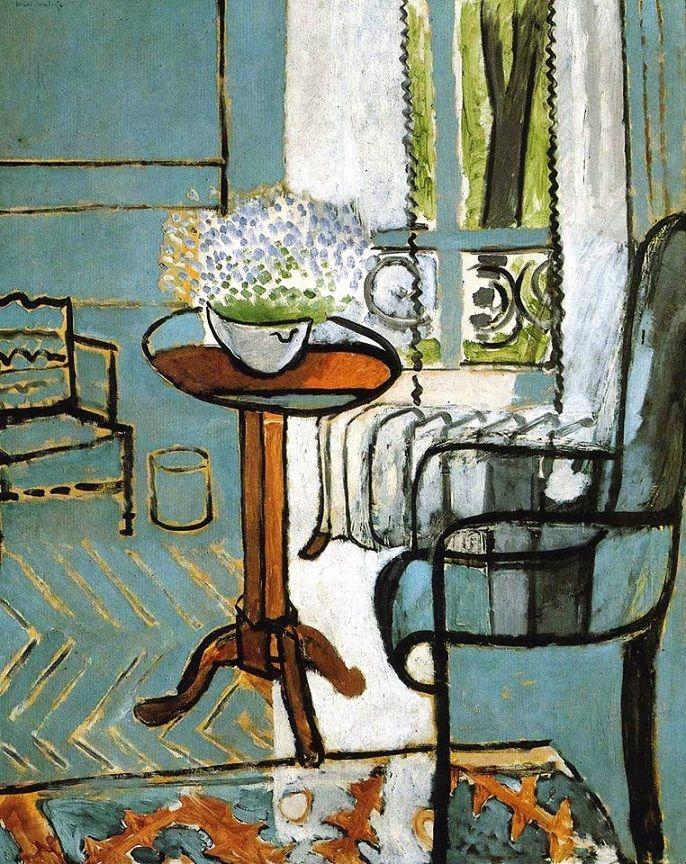 Henri Matisse (1869-1954): The Window, 1916 ✏✏✏✏✏✏✏✏✏✏✏✏✏✏✏✏ ARTS ET PEINTURES…