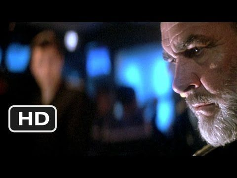 Escaping Torpedoes SCENE - The Hunt for Red October MOVIE (1990) - HD