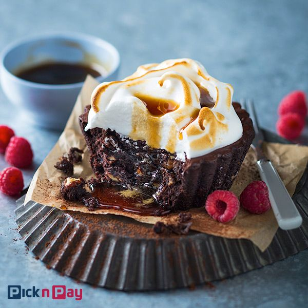No kitchen is complete without a tried-and-trusted #brownie recipe. #picknpay #freshliving