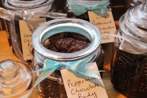 New blog post - homemade body and foot scrubs - so amazing!