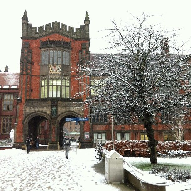 Newcastle University in Newcastle upon Tyne