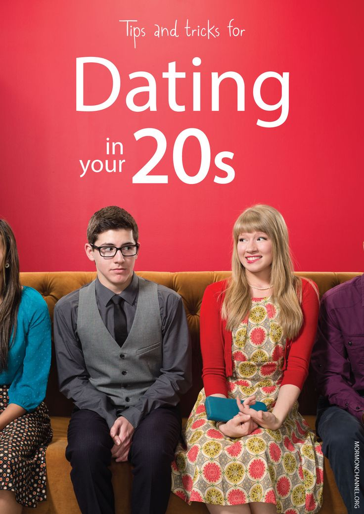 Early 20s dating advice - WHW