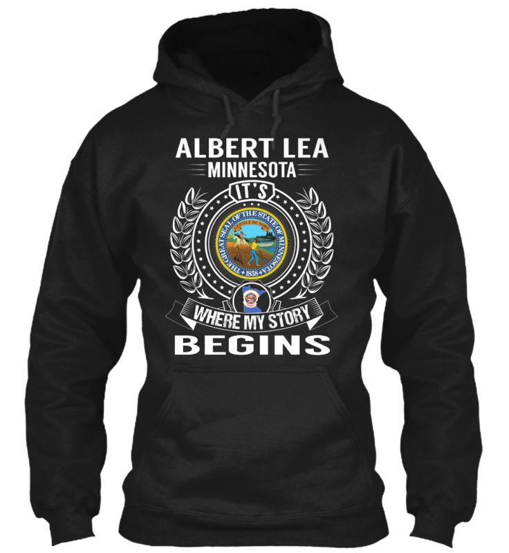 Albert Lea, Minnesota - My Story Begins