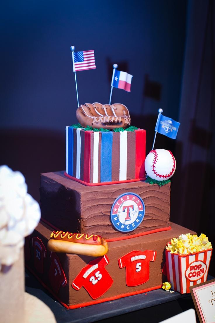 Rangers Cake - Creme de la Creme