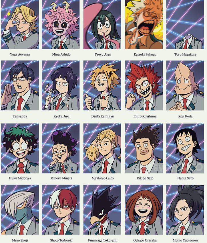 We Are Class 1a Bnha Chatfic I Got The New Shoes Boku No Hero Academia Funny Hero Wallpaper My Hero Academia Episodes