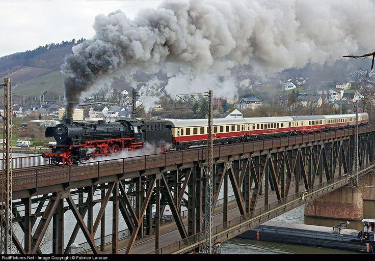 Railpictures Net Photo 41 360 Deutsche Bundesbahn Steam 2