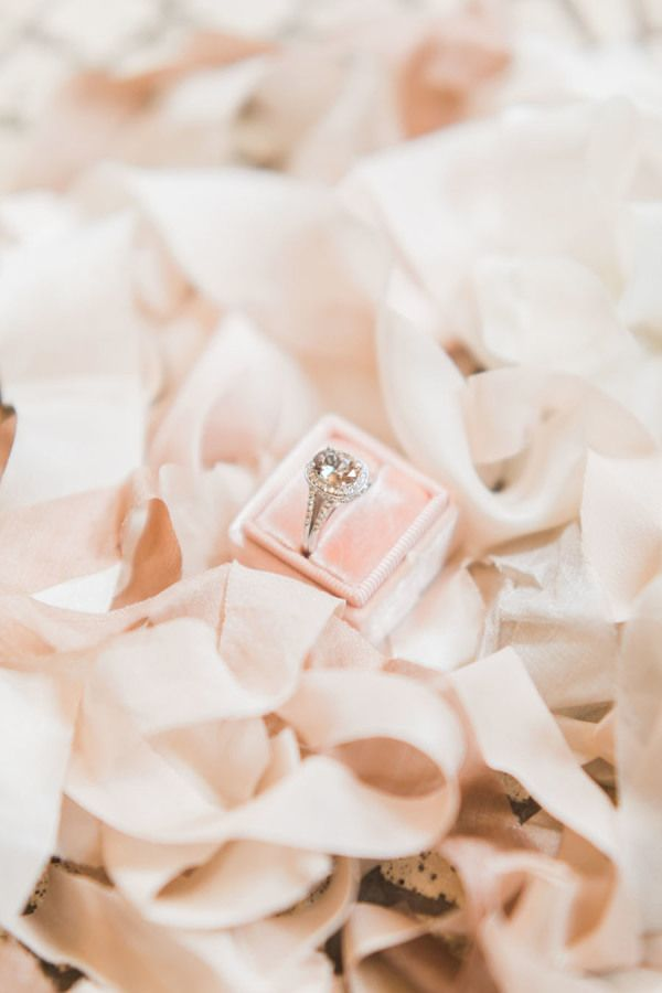 Oval-cut engagement ring: http://www.stylemepretty.com/2017/04/17/timeless-romance-inspiration-shoot/ Photography: Rhythm - http://www.rhythm-photography.com/
