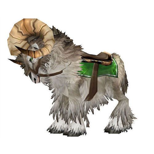 wow how to get a mount at level 1
