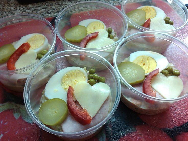 Jak udělat aspikové misky | recept