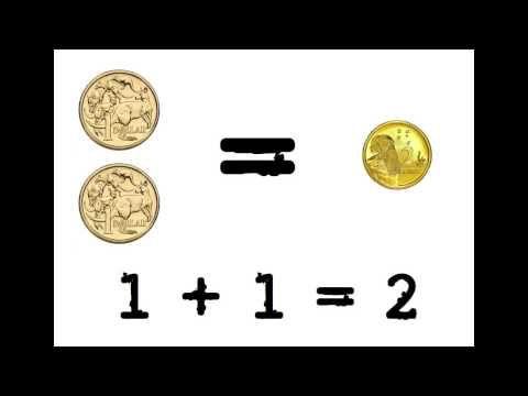 Australian Money and Simple Addition