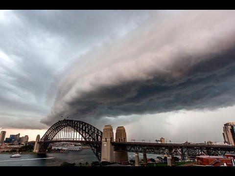 Sydney storm 2015