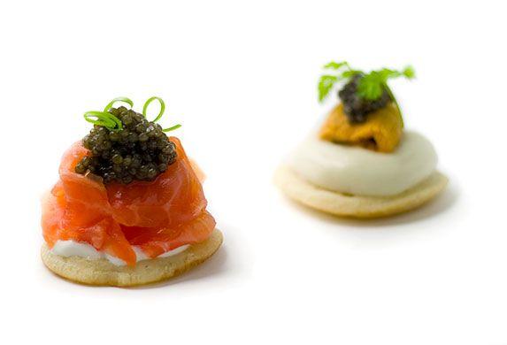Les 25 meilleures id es de la cat gorie caviar russe sur for Canape de caviar