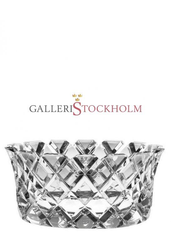 Gunnar Cyrèn - Kristallglas - Sofiero - Skål stor Orrefors Beställ här! Klicka på bilden.