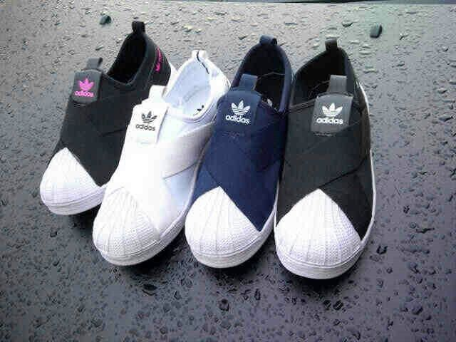 Adidas slipon woman 37-40 200rb