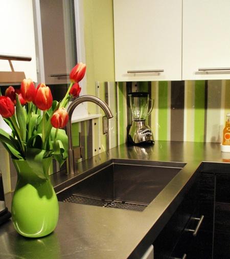 Painted Kitchen Backsplash Ideas: 72 Best Images About Backsplash! On Pinterest