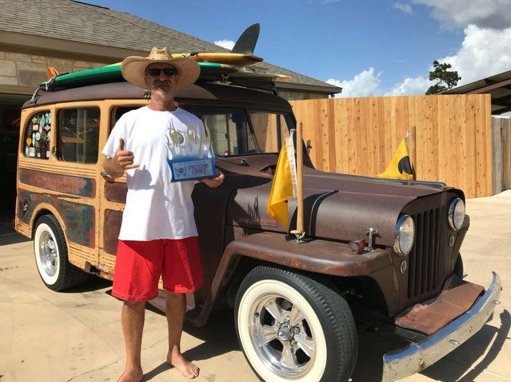 Jeff kritz willys wagon willys willys jeep