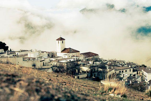 Capileira, en la Alpujarra - Granada Vive Alpujarra