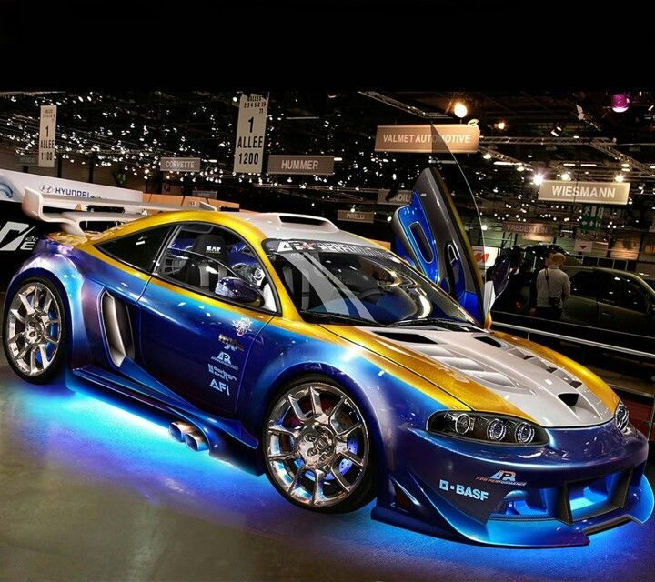 Superieur Mitsubishi Eclipse Show Car