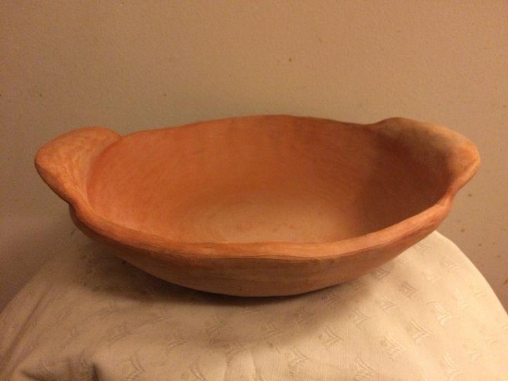 Fuente para horno cerámica