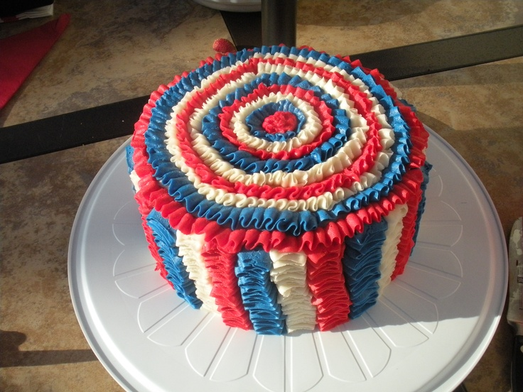 17 Best images about Memorial Day cakes & Treats on ...