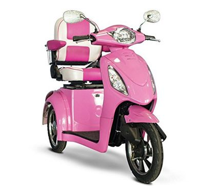 Pink EWheels EW-82