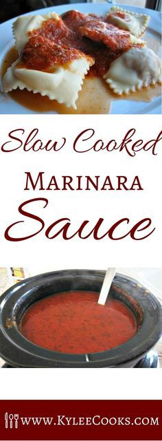Making a big batch of marinara sauce is so easy, and means you'll have your very own homemade sauce, whenever you need it.  I particularly like to make my own – I like to know that what I put in it is ALL that is in it.