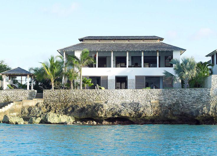 Caribbean Villa by Piet Boon