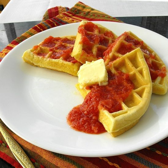 Waffle recipes, Waffles and Recipe on Pinterest