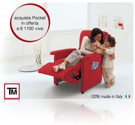 Poltrona relax in offerta a Milano - Lombardia Tino Mariani. http://www.tinomariani.it/news.php?cat=7
