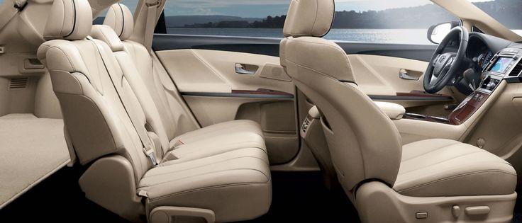 Nice Toyota Venza Interior