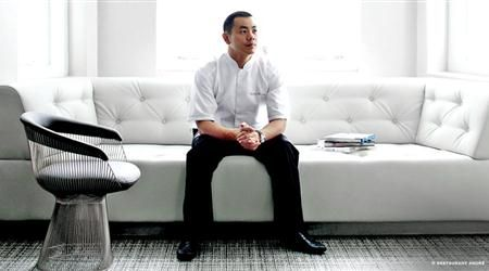 A chat with the Singapore-based chef at Restaurant André, number 6 on the Asia's 50 Best Restaurants list, about his cooking 'Octaphilosophy'. http://www.finedininglovers.com/stories/restaurants-in-singapore-andre-chiang/ #AndreChiang #BestChefsintheWorld #Singapore #50BestRestaurants #Asia50BestRestaurants #FineDiningRestaurants