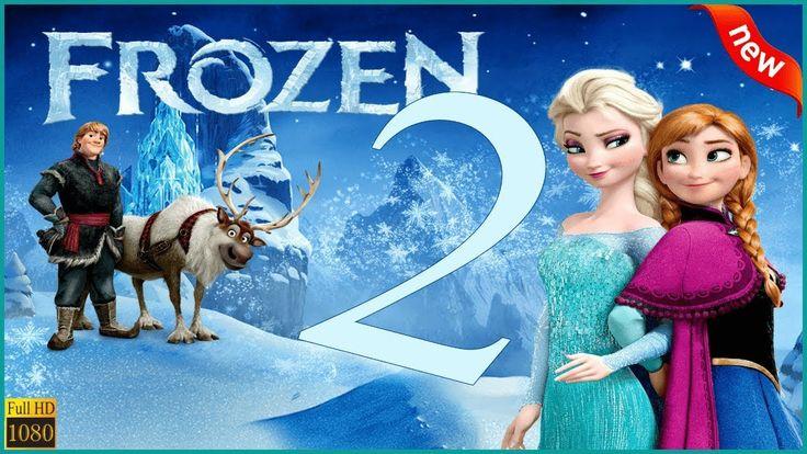 Frozen 2 Full Movie In English | Disney Cartoon Movie | Frozen 2 English...