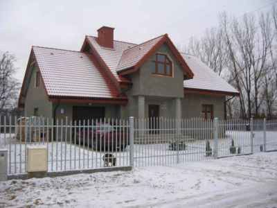 Projekt domu Zgrabny 4