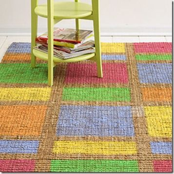 26 best DIY Painted Rugs images on Pinterest