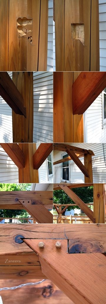 doweled brace. edited from https://brokenriverjoinery.wordpress.com/tag/timber-frame-construction/