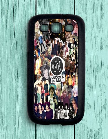 5 Second Of Summer Collage Band Music Samsung Galaxy S3 | Samsung S3 Case