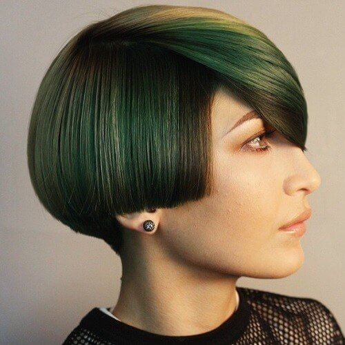 Hot Mushroom Haircuts For Girls 2017 – Styles Art