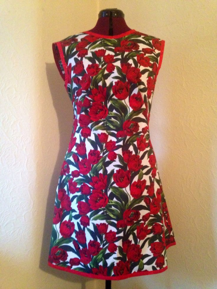 'Tilly and the Tulips' Francoise dress by Kyla @ Suki Sew