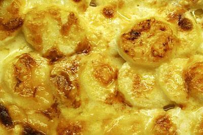 Kretanische Kartoffeln - Rezept