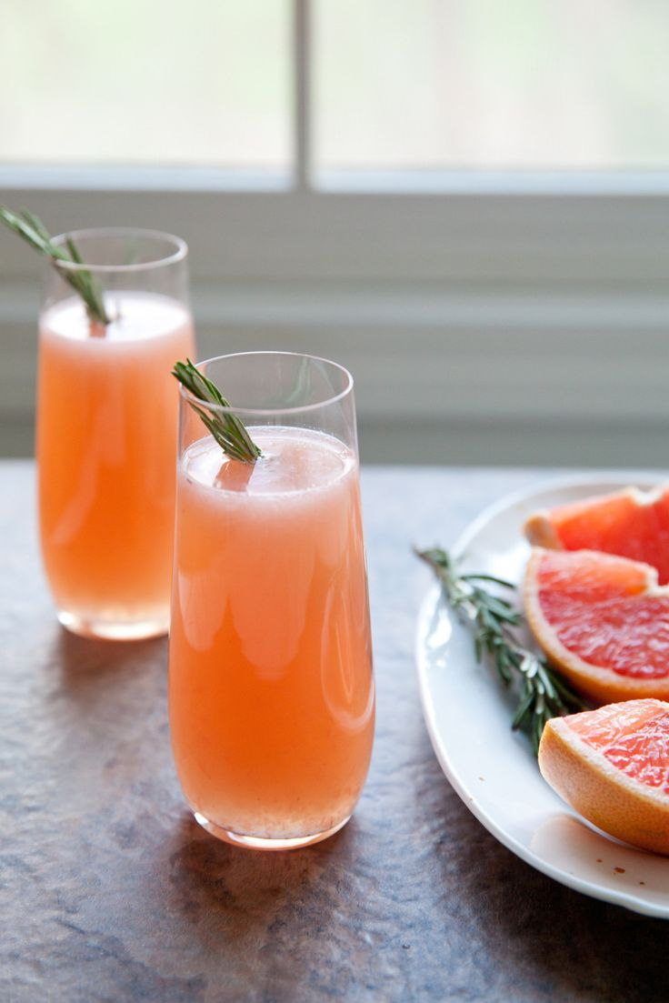 Rosemary and Pink Grapefruit G
