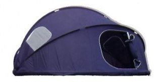 Vortigern 12ft Trampoline Tent (If we buy trampoline for Kayna - this would be awesome for backyard campouts!)