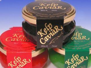Vegetarian Kelp Caviar - Caviar Lover