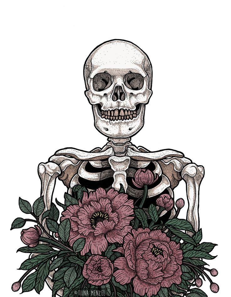 они картинки с скелетиком означает